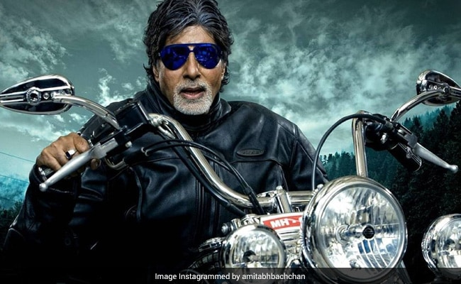 "Per Grand-Daughter Navya Naveli Nanda, Amitabh Bachchan Is ""The Coolest."" Here's Why"