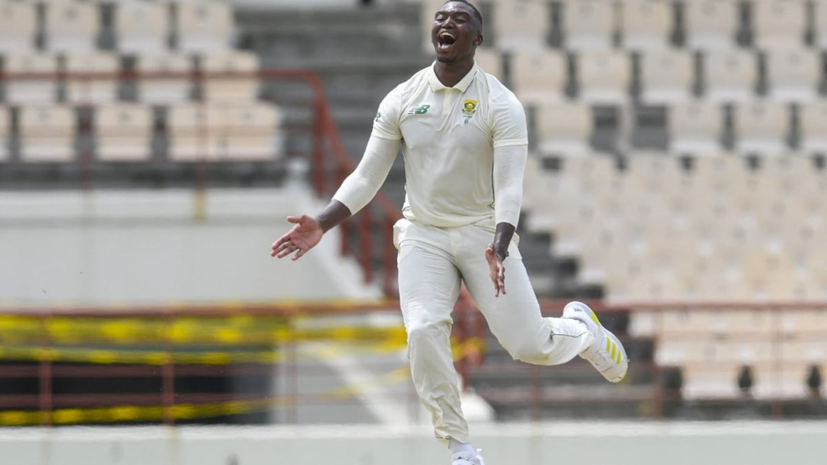 West Indies vs South Africa: Lungi Ngidi shines as South Africa take control in first test |  Cricket News