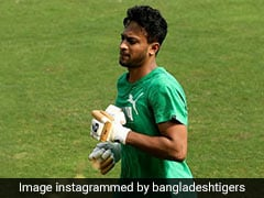 Shakib Al Hasan Issues Apology After Misbehaving With The Umpires During A Dhaka League Match