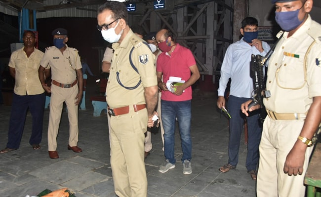 2 More Terrorists Arrested In Darbhanga Railway Station Blast Case