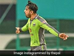 "PSL 6: Rashid Khan's 5-Wicket Haul ""Broke Our Back,"" Says Peshawar Zalmi's Shoaib Malik After Loss To Lahore Qalandars"