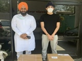 Video : Chandigarh Boy, 16, Raises Rs. 7 Lakh For COVID-19 Patients