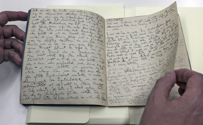 Franz Kafka's Unpublished Letters, Drawings Now Available Online