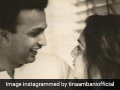 """The Wind Beneath My Wings"": To Anil Ambani On His Birthday, From Wife Tina"