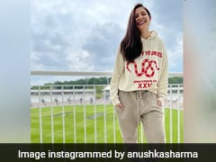 """Anushka Sharma Shares Glimpse Of """"English Summer"""" From World Test Championship Final Venue. See Pic"""