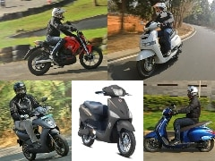 World Environment Day 2021: Top 5 Electric Two-Wheelers You Can Buy In India