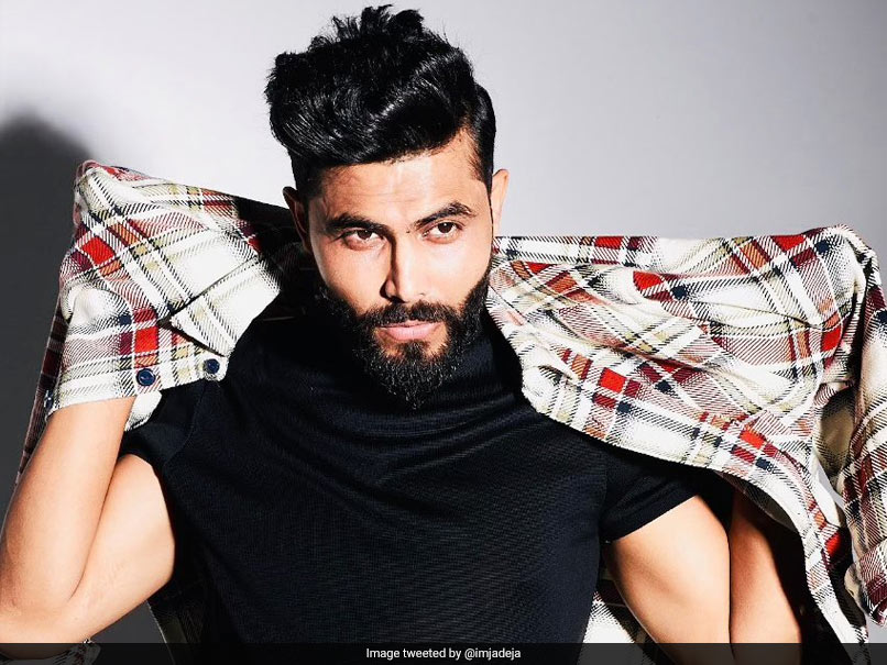 """""""Selfie With No Filter"""": Ravindra Jadeja Oozes Confidence In Latest Pic"""
