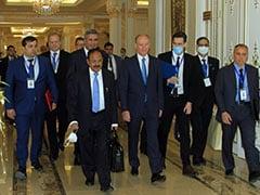 Ajit Doval's Tough Talk On Pak-Based Terror Groups At Regional Summit SCO