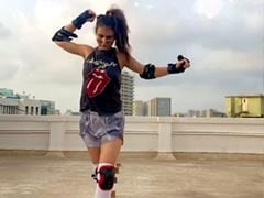 Skate, Fall, Repeat: Fatima Sana Shaikh, Learning New Tricks, Is Not Giving Up