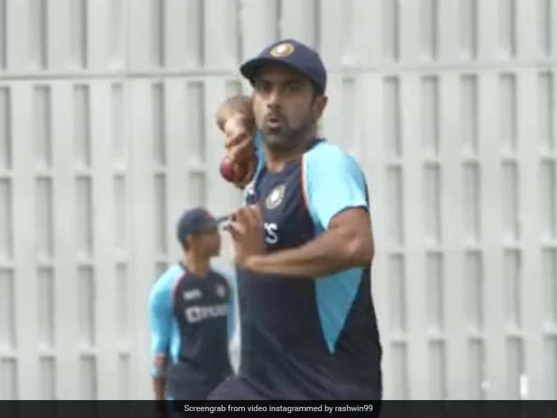 """World Test Championship Final: Ravichandran Ashwin Posts Practice Video, Says, """"Good To Be Back Out There And Play Some Cricket Again"""". Watch"""