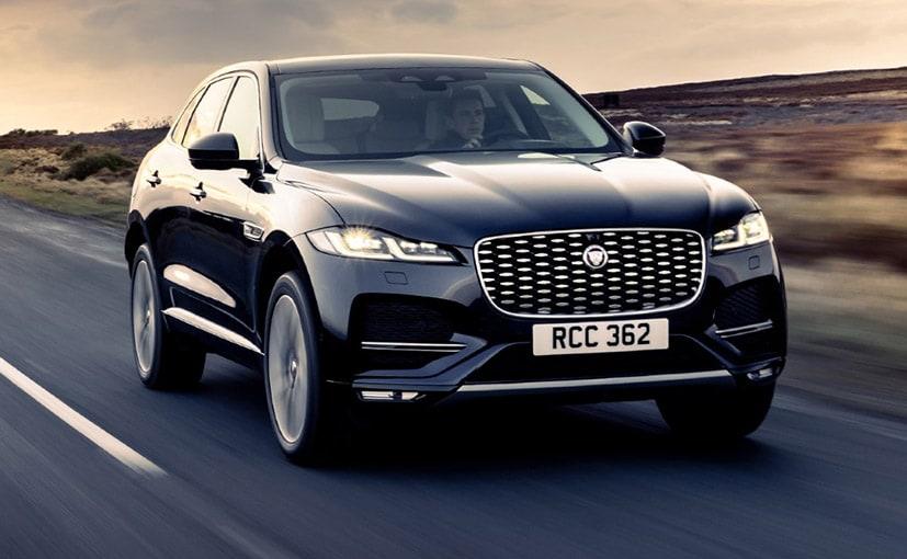 Top 5 Highlights: Jaguar F-Pace