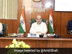 All-Round Development Of People Of J&K Centre's Top Priority: Amit Shah