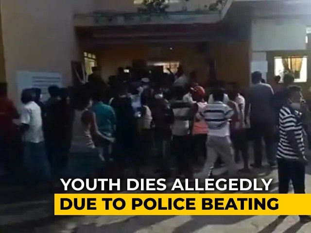 Video : Violent Protest In Assam's Nagaon District As Man Dies In Alleged Police Action