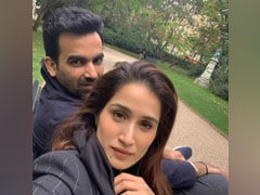 Once Upon A Time In Paris, Sagarika Ghatge And Zaheer Khan Made These Memories