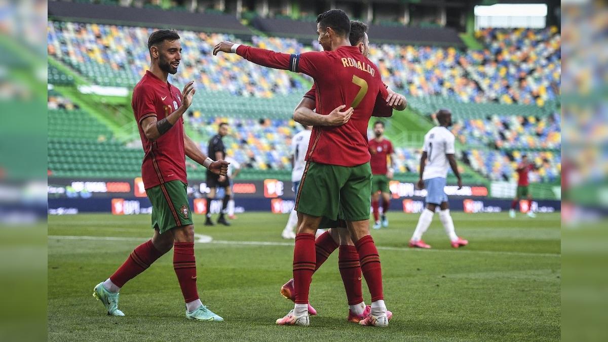 Cristiano Ronaldo scores Portugal as soon as Israel |  Football news