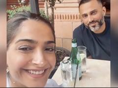 "Inside Sonam Kapoor And Husband Anand Ahuja's ""Date Night"""