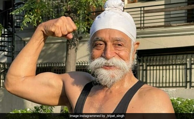 Meet Tripat Singh, The 76-Year-Old Whose Fitness Journey Has Left The Internet In Awe