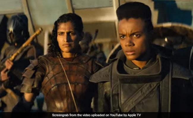 Foundation Trailer: All Eyes On Kubbra Sait In Apple TV Plus' Sci-Fi Series