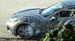 Maserati GranTurismo EV Prototype Teased