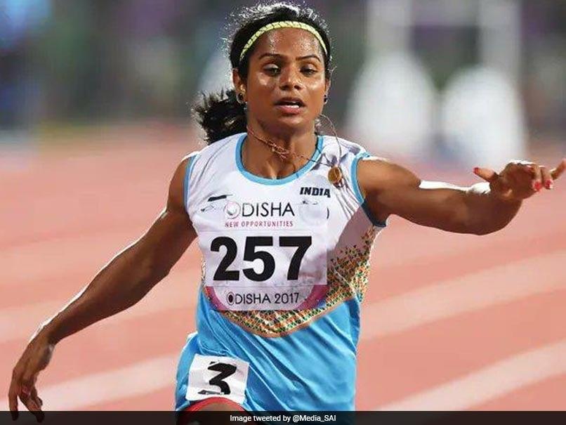 Indian Grand Prix: Dutee Chand, Hima Das, Dhanalakshmi, Archana Suseentran Script National Record In 4X100m Relay