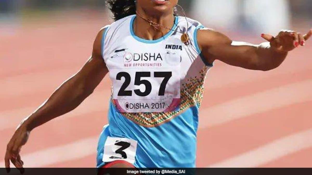 Photo of Tokyo Games: No Pressure On Me In Olympics, Focus Is On 100m This Time, Says Dutee Chand