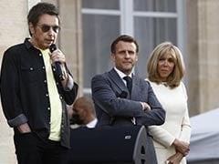 Emmanuel Macron Resumes Pre-Covid Gig At France's Presidential Palace