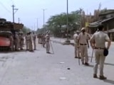 Video : Villagers Clash With Police In Haryana's Nuh