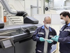 Volkswagen Plans To Use New 3D Printing Process In Vehicle Production