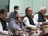 Video : PM Modi Meets J&K Leaders In Big Outreach, Parties Firm On Demands