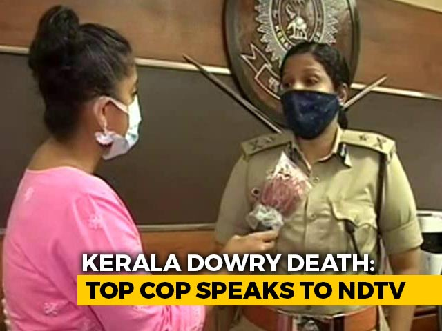"""Video : Your Body Is The Line, Assault Crosses That"""": Cop On Kerala """"Dowry Torture"""" Death"""