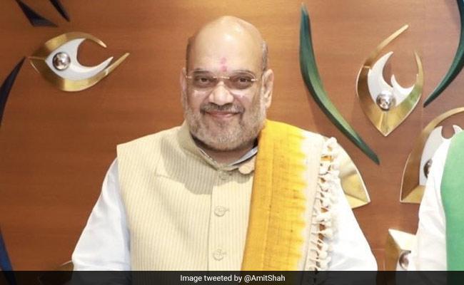 Madhya Pradesh Man Poses As Amit Shah's Relative At Indore Airport, Case Filed