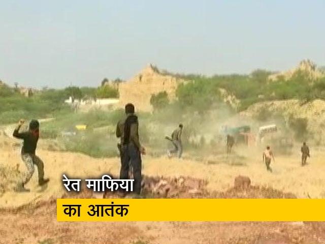 Video : राजस्थान पुलिस और रेत माफियाओं के बीच हुई मुठभेड़, एक ट्रैकर ड्राइवर गिरफ्तार