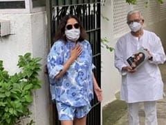 Neena Gupta, Trolled For What She Wore To Meet Gulzar, Has This To Say