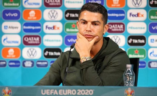 Cristiano Ronaldo's Coca-Cola Snub Followed By $4 Billion Drop In Its Market Value