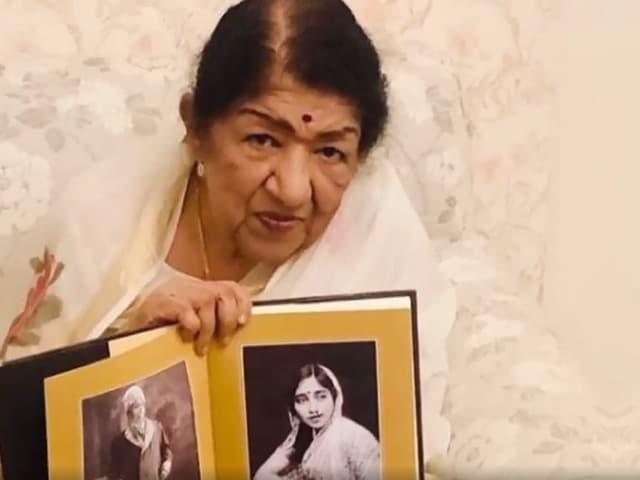 Video : Lata Mangeshkar Remembers Legendary Actor Raj Kapoor On His 33rd Death Anniversary