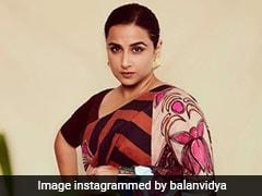 Wear Your Many Moods In A Contemporary Saree Like Vidya Balan Does