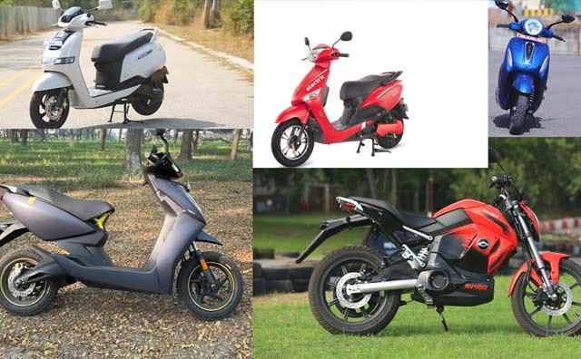 Video : 5 Best Electric Two-Wheelers Sold In India | World Environment Day 2021