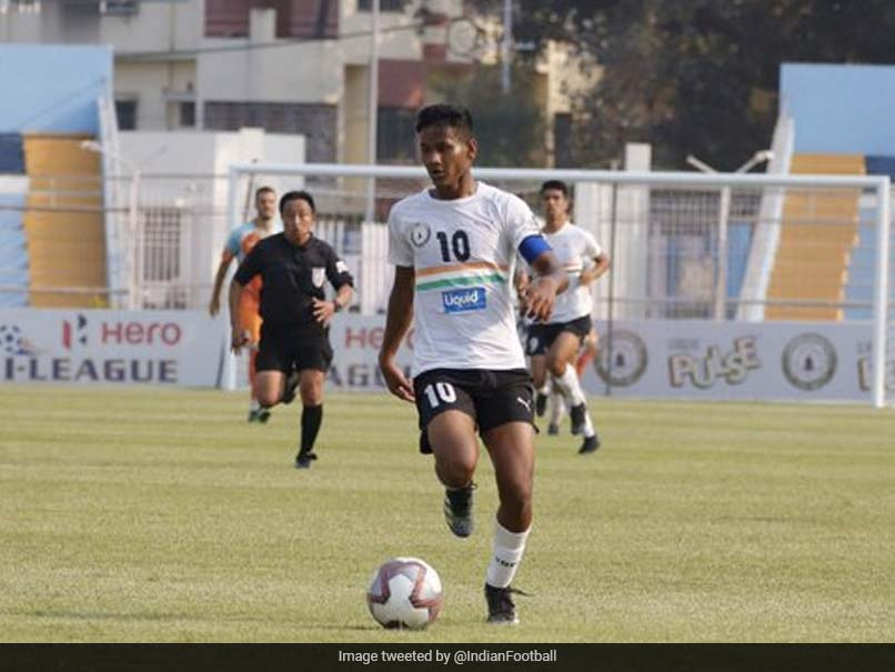 """Photo of """"Would Love To Make It To Bayern Munich And India Senior Teams"""", Says Shubho Paul"""