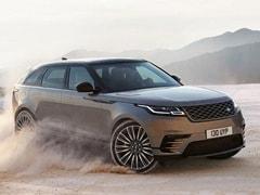Top 5 Highlights: Land Rover Range Rover Velar