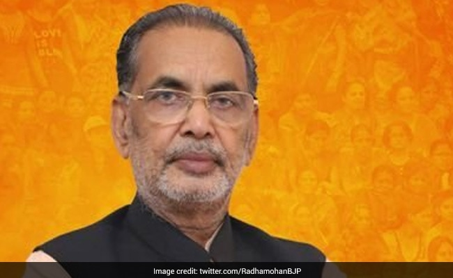 'Unparalleled': BJP Leader Radha Mohan Singh On UP's Covid Management