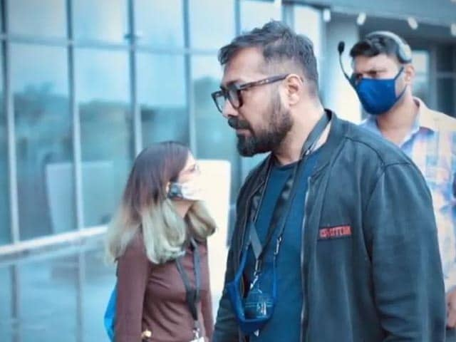 Video : Anurag Kashyap's Daughter Aaliyah Takes Him Out For Lunch