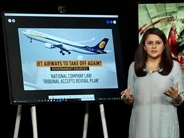 Video : Jet Airways To Take Off Again?