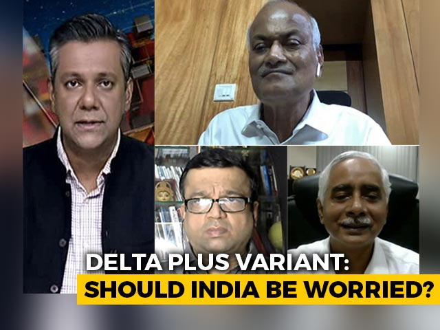 Video : Watch: Mutating Virus, Too Early To Ease Curbs In India? Experts Discuss