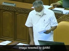 Provide Free Covid Vaccines: Unanimous Kerala Assembly Resolution