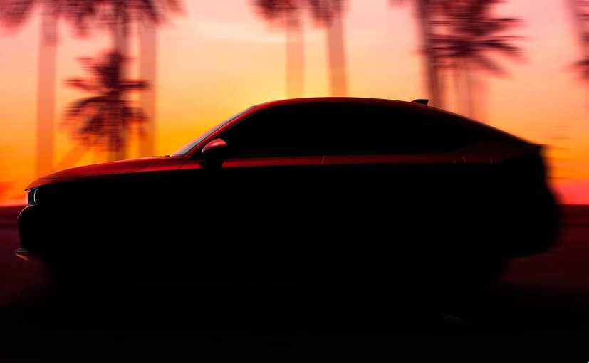 The Honda Civic Hatchback will based on the new-generation Honda Civic sedan.
