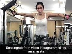संजय दत्त की पत्नी मान्यता दत्त ने शेयर किया वर्कआउट वीडियो, फैन्स ने बांधे तारीफों के पुल