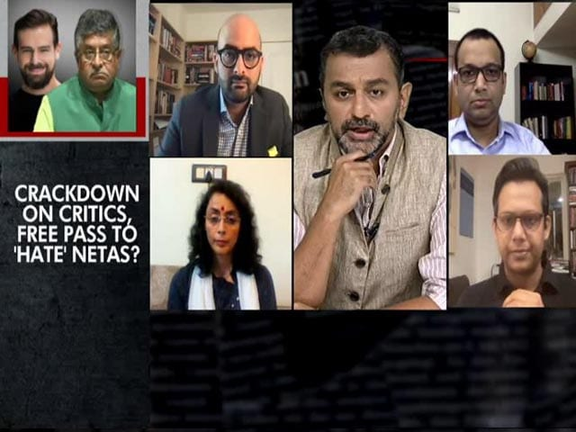Video : Something Fundamentally Shocking About FIR Against Twitter: Supreme Court Lawyer