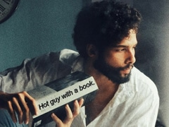 """Siddhant Chaturvedi Breaks The Internet With His """"Hot Guy With A Book"""" Pic"""