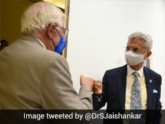 S Jaishankar Discusses Covishield, EU Travel Issues With Top Official