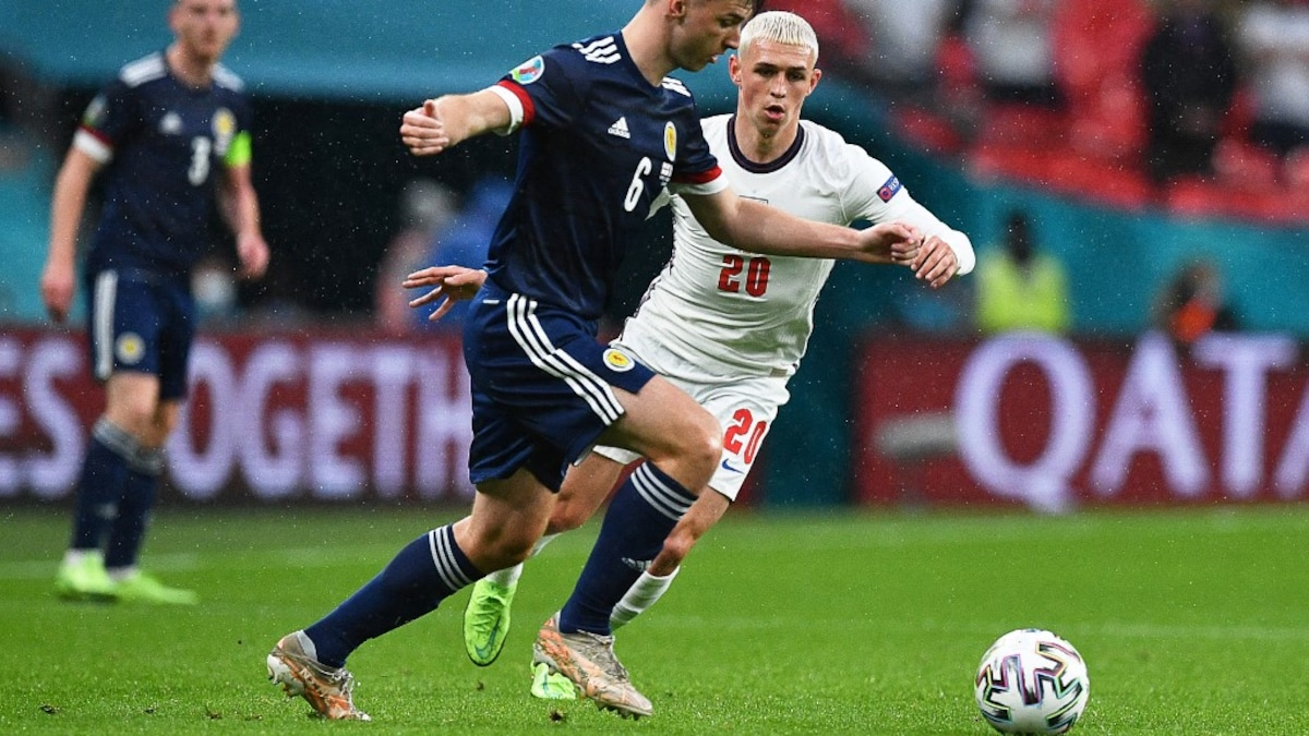 Photo of UEFA EURO 2020: Lacklustre England Held To Goalless Draw By Scotland At Wembley